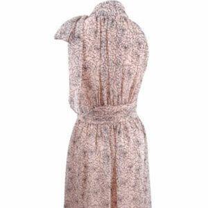 Tommy Hilfiger Tie- Neck Halter Dress